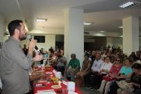 MIKAIL ASLAN - Madımak'ta Yaşamını Yitirenler Kuşadası'nda Anıldı