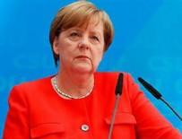 HıRISTIYAN - Merkel: Türkiye'nin AB'ye tam üyeliğini reddediyoruz