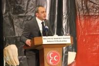 ELEKTRİK ABONESİ - MHP'li Çetinkaya'dan Elektrikte Kayıp Kaçak Konusuna İlişkin Açıklama