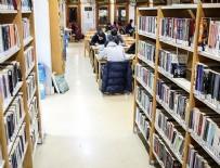MİLLİ KÜTÜPHANE - Milli Kütüphane'den kütüphanelere kitap desteği