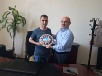 TERMAL TURİZM - Müdür Cebeci'den, Tayin Olan Personele Hediye