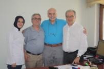KAYHAN - Op. Dr. Mikail Kaya, Anadolu Hastanesini Ziyaret Etti