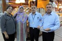 ŞEHİT ANNESİ - Şehit Annesi Kaybettiği Parasına 8 Gün Sonra Tekrar Kavuştu