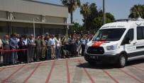FATMA GÜLDEMET - Şehit Uzman Çavuş Oğuzhan Sezer'in Cenazesi Adana'ya Getirildi