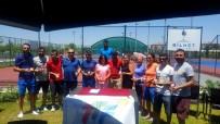 ALI ACAR - 'Senior Hafta Sonu Tenis Turnuvası Tamamlandı