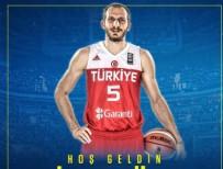 MİLLİ BASKETBOLCU - Sinan Güler, Fenerbahçe Doğuş'ta