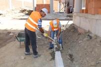 Turgutlu Sokakları Parke Taşına Hazırlanıyor