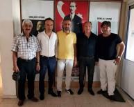 ESNAF ODASI - Umurlu Taşıyıcılar Kooperatifinde Yeni Başkan Durmuş Yılmaz Oldu