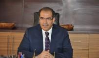 BAYRAK YARIŞI - Uşak'ın Yeni Valisi Salim Demir Göreve Başladı