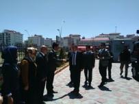 KAMU YARARı - Vali Elban Belediye Başkan Vekilliğine Başladı