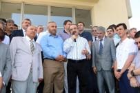 HÜSEYIN AVNI COŞ - Vali Hüseyin Avni Coş İçin Veda Töreni Düzenlendi