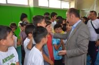 MAHMUT KAŞıKÇı - Yüksekova'da Yaz Spor Okulları Açıldı
