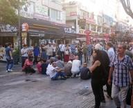 POLİS MÜDAHALE - Yüksel Caddesi'nde 7 Kişi Gözaltına Alındı