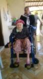 YAĞCıLAR - Yunusemre Belediyesi İle Akülü Sandalyelerine Kavuştular