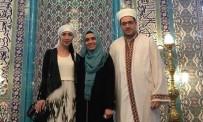 EYÜP SULTAN CAMİİ - ABD'de Hıristiyan Kadın Müslüman Oldu
