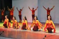 ANADOLU ATEŞI - Anadolu Ateşi Ayvalık'ı Yaktı