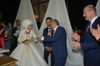 İSTANBUL EMNIYET MÜDÜRÜ - Bakanlar Soylu Ve Fakıbaba Nikah Şahidi Oldu