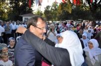 BURSA VALISI - Başbakan Yardımcısı Çavuşoğlu, Ürün Toplama Merkezi'ni Hizmete Açtı