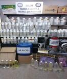 Başkent'te Kaçak Parfüm Operasyonu