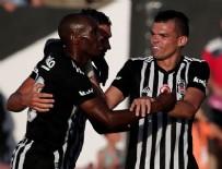 OĞUZHAN ÖZYAKUP - Beşiktaş hazırlık maçında yine kazanamadı