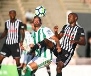 TOLGAY ARSLAN - Beşiktaş Real Betis İle 1-1 Berabere Kaldı