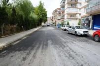 TEVFİK FİKRET - Bozüyük'te Asfaltlama Çalışmaları Sürüyor
