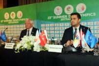 DUBAI - Deaflympics 2017 Samsun, En İyi Deaflympics Oldu
