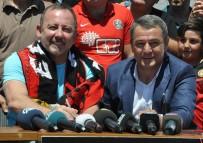 SERGEN YALÇIN - Eskişehirspor, Sergen Yalçın İle 1 Yıllık Sözleşme İmzaladı
