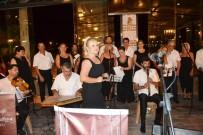 FRANKFURT - Frankfurt'ta Yaşayan Gurbetçilerden Konser
