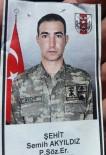 ŞEHİT ASKER - Hakkari'de bir asker kaza kurşunu ile şehit oldu