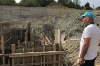 KURUÇEŞME - Sapanca'da Yeni Arıtma Tesisi Yükseliyor