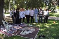 ORTA ASYA - Şehit Aileleri Ve Gaziler Piknikte Bir Araya Geldi