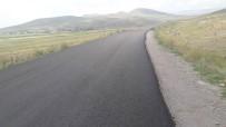 KÖY YOLLARI - Selim Köy Yolları Sıcak Asfalt Oluyor