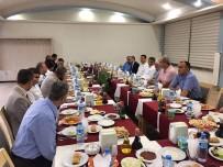 BÜLENT TEKBıYıKOĞLU - Tatvan'da Komutanlara Veda Yemeği