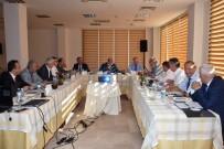 MECLİS BAŞKANLARI - Trakya'nın Yatırım Destek Ve Tanıtım Stratejileri Görüşüldü