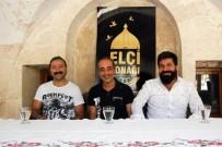 ALİ AĞAOĞLU - Urfalı Ali Ağaoğlu Sinema Filminde Oynayacak