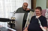 MEHMET ŞÜKRÜ ERDİNÇ - Vali Demirtaş'tan ALS Hastası Yasin Asma'ya Doğum Günü Sürprizi