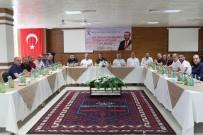 MUSTAFA DÜNDAR - AK Parti 1. Bölge İl Başkanları Eğitim Ve İstişare Toplantısı Ayvalık'ta Gerçekleştirildi