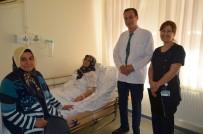 HASTANE YÖNETİMİ - Alanya'da Jinekolojik Onkoloji Ameliyatlarına Başlandı