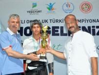 UĞUR POLAT - Atlı Okçuluk Türkiye Şampiyonası B Grubunda Yarı Finalistler Belirlendi
