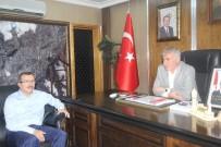 UĞUR AYDEMİR - Aydemir'den Başkan Memiş'e Ziyaret