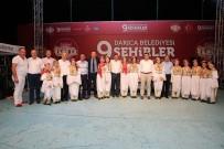 TÜRK HALK MÜZİĞİ - Balkan Türkleri Darıca'da Buluştu