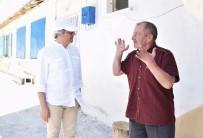 AHMET MISBAH DEMIRCAN - Başkan Demircan, Başbağlar Şehitliğini Ziyaret Etti