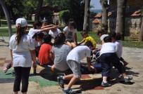 ÜMRANİYE BELEDİYESİ - Bilge Çocuklar Piknikte Stres Attı