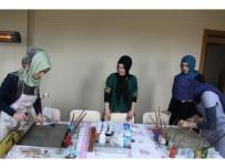 BAKIR İŞLEME - Bingöl'de Kadınlar, Öğrendikleri Meslekle Ekonomik Kazanç Sağlıyor