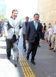 BURSA VALISI - Bursa'nın Yeni Başsavcısı Göreve Başladı