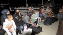 KÜÇÜKKUYU - Çanakkale 60 Kaçak Yakalandı