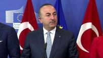 ÇİNLİ - Dışişleri Bakanı Çavuşoğlu Çin'e Gidiyor