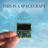 En ufak uzay aracı yörüngede