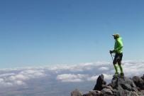ERCIYES - Erciyes'te Zirve Tırmanışları Başladı